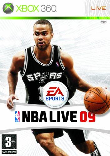 NBA LIVE 09 (Xbox 360) [Importación inglesa]