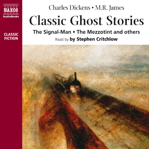 Classic Ghost Stories audiobook cover art