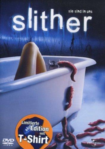 Slither - Sie sind in uns (Rucksack mit T-Shirt) [Alemania] [DVD]