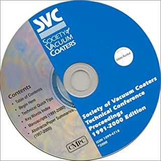 SVC (Society of Vacuum Coaters) Technical Conference Proceedings 1991 - 2000 (Semiconductors & Microelectronics)