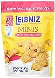 LEIBNIZ Minis Gluten und Laktosefrei, 100 g