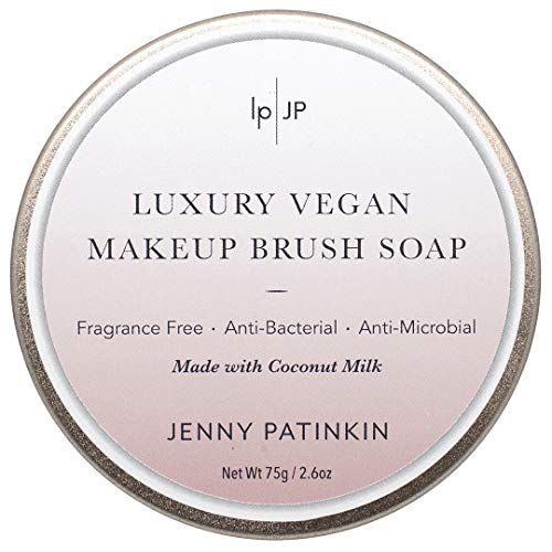 Lazy Perfection by Jenny Patinkin Luxury Vegan Makeup Brush Soap 1