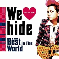 WE LOVE HIDE -THE BEST IN THE WORLD-(2CD)(regular-price) by HIDE (2009-04-29)