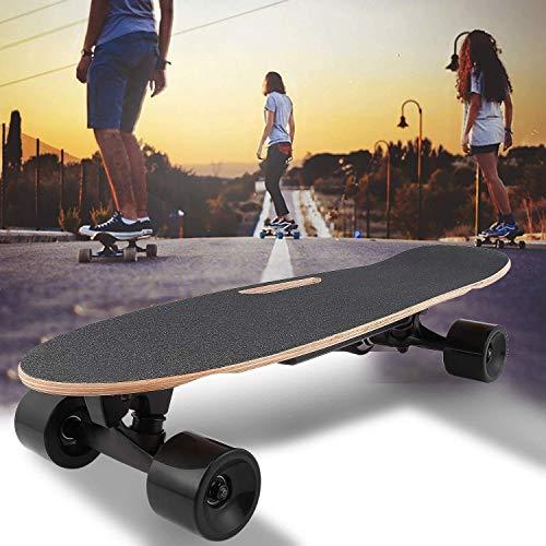 LLP LM Longboard Longboard Skate Eléctrica Eléctrica Ciudad Vespa con Mando A...