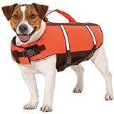 Karlie - Doggy Aqua-Top Schwimmweste - Orange Größe: XS - 25cm