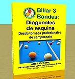 Billar 3 Bandas - Diagonales de esquina: Desde torneos profe
