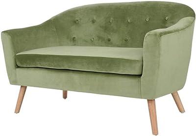 vidaXL Diván Sofá Chaise Lounge Cuero Artificial Blanco ...