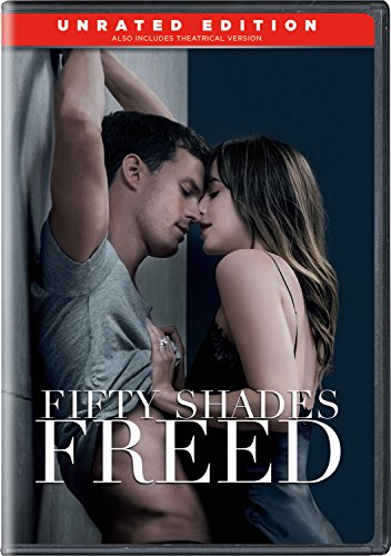 Fifty Shades Freed (2018, DVD) New Drama, Romance A. & J.