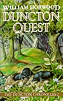 Duncton Quest (The Duncton Chronicles) 0099606208 Book Cover