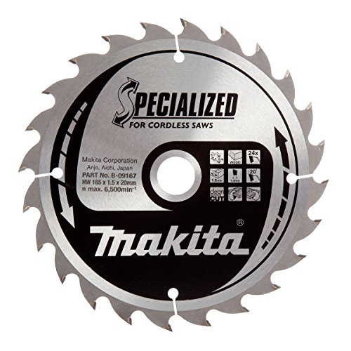 Makita B-09167 Specialised Blade for Cordless Saws