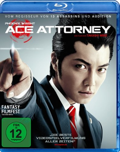Phoenix Wright - Ace Attorney [Blu-ray]