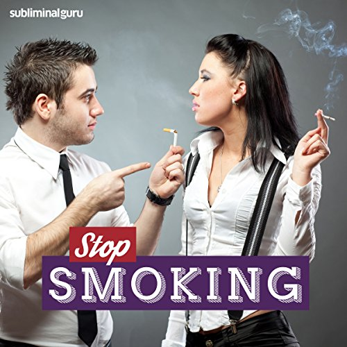 Stop Smoking     Stub Out Your Smoking Habit with Subliminal Messages              By:                                                                                                                                 Subliminal Guru                               Narrated by:                                                                                                                                 Subliminal Guru                      Length: 1 hr and 10 mins     1 rating     Overall 4.0
