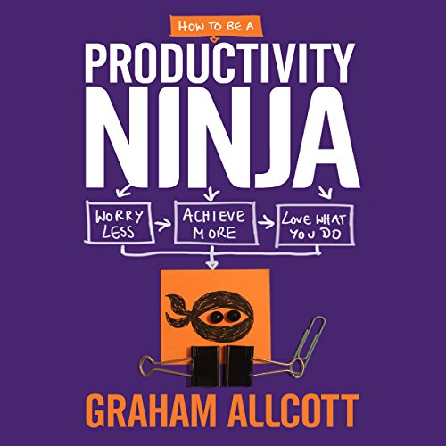 How to be a Productivity Ninja cover art