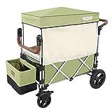 Keenz 7s Stroller Wagon (Green)