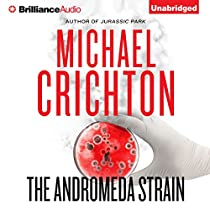 The Andromeda Strain Book