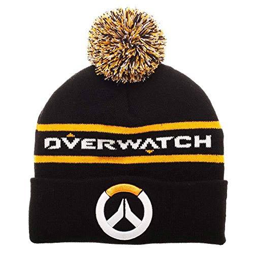 Overwatch - Logo - Beanie | Mütze mit Bommel