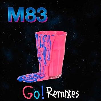 Go! (Remixes)
