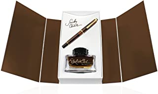 M200 Smoky Quartz B Fountain Pen with Ink 50ml 2017 in Gift Set 2014