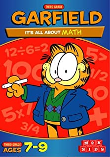 Garfield: It's All About Math-3rd Grade (Ages 7-9)