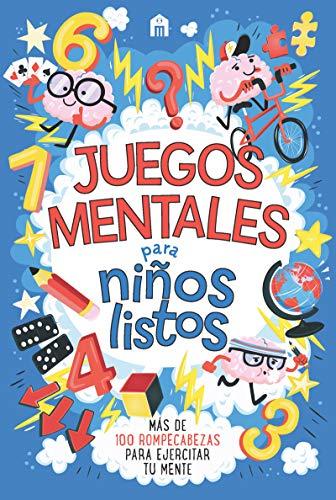 Juegos mentales para niños listos (Libros  )