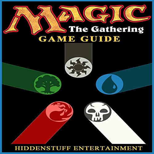 Magic the Gathering Game Guide audiobook cover art