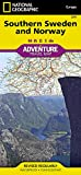 Southern Sweden and Norway (National Geographic Adventure Map, 3301)