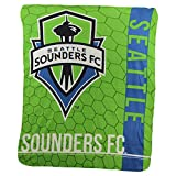 The Northwest Company MLS Seattle Sounders Fc Unisex Mlsmls Skyline Green, 50-inches by 60-inches