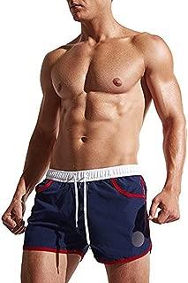 Men's Swimwear Shorts Surf Swimsuit Swim Trunks