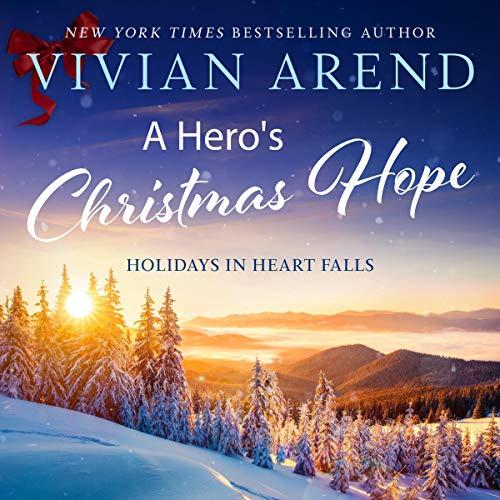 A Hero's Christmas Hope cover art