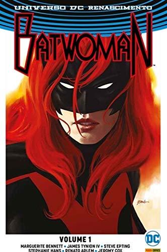 DC Renascimento Batwoman n° 1