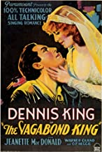 The Vagabond King Poster Movie 11x17 Dennis King Jeanette MacDonald O.P. Heggie Lillian Roth
