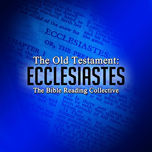 The Old Testament: Ecclesiastes audiobook cover art