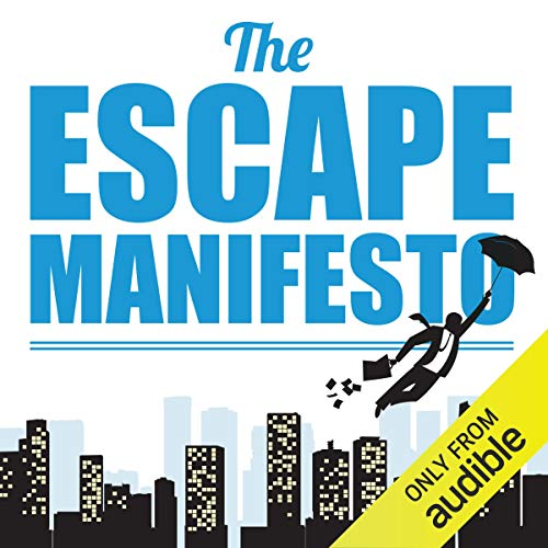 The Escape Manifesto audiobook cover art