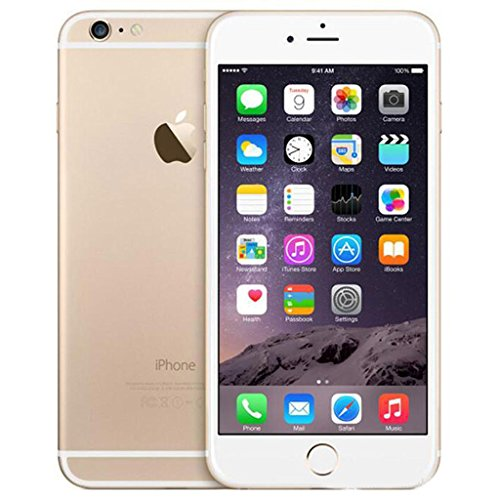 Apple iPhone 6 Plus Dorado 64 GB (Renewed)