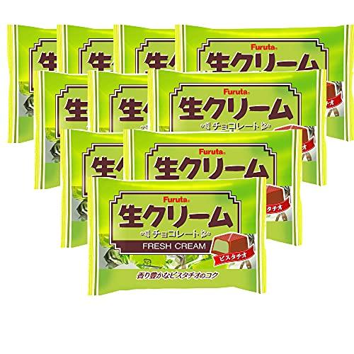 フルタ 生クリームチョコピスタチオ 46g×10袋