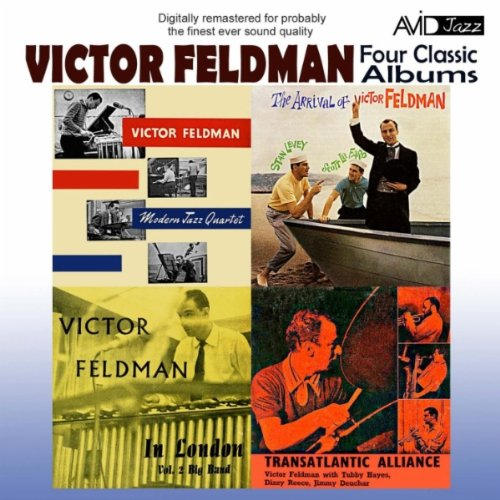 Victor Feldman Modern Jazz Quartet: Time Will Tell