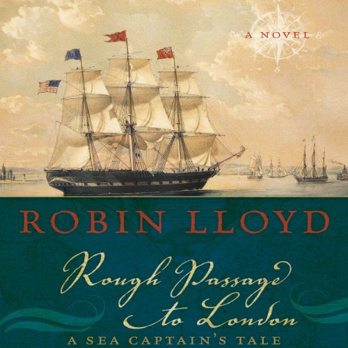 Rough Passage to London audiobook cover art
