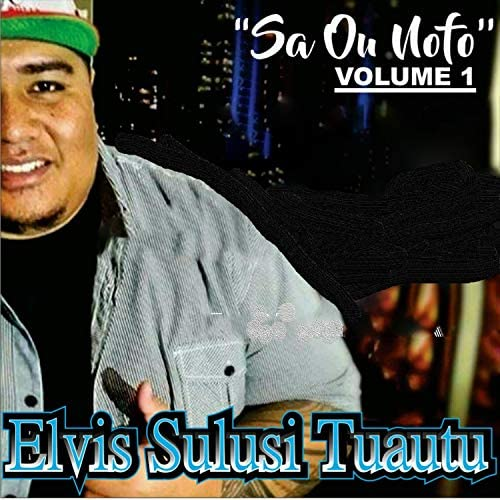 Elvis Tuautu