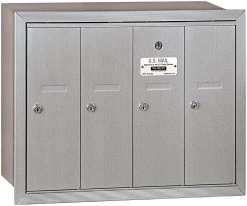 Salsbury Industries 3504ARP Recessed Vertical Special Campaign wi Mailbox Mounted New product! New type