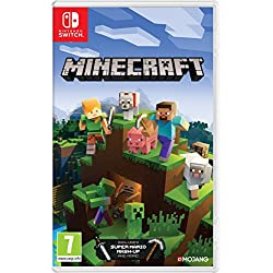 Nintendo Switch - Consola Color Gris + Minecraft: Amazon.es ...