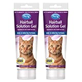 PetAg Hairball Solution Gel Supplement for Cats - Hairball...