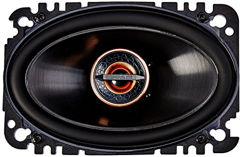 Infinity REF-6422cfx 135W Reference Series Coaxial Car Speaker with Edge-Driven, Textile Tweeters,...