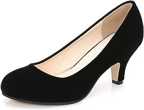 Best 2.5 inch block heel pumps Reviews