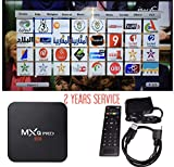 Best Arabic Iptv Boxes - MX Arabic IPTV Box with 2 Years Subscription Review