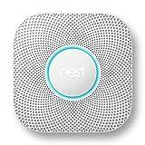 Google Nest - Detector de Humo y monóxido de Carbono (2 generación)