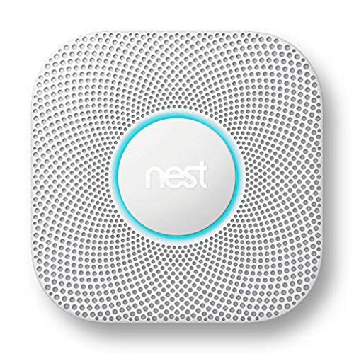 Nest Protect 2Kohlenmonoxidmelder interconectables kabellos–Rauchmelder (AC, 38,5mm, 135mm, 135mm, 375g, 4–38°C)