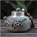 LSYFCL urna Catalunya Urna de cremación de Mascotas para Cenizas Urnas de cremación Urna funeraria para Cenizas de Mascotas Adultas.