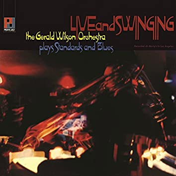 Live And Swinging