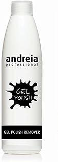Andreia Professional Removedor de Esmalte Permanente - Limpiador y Desengrasante de Acetona 250ml
