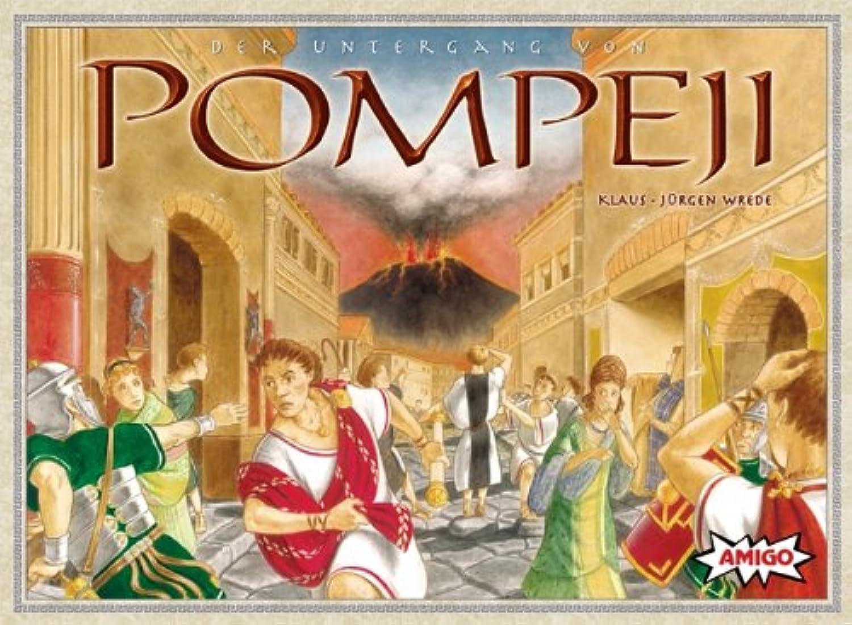 Amigo 4310 - Untergang von Pompeji